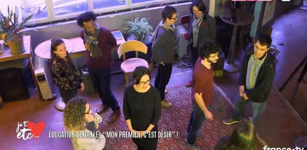 L'École de Capucine sur France 2 !