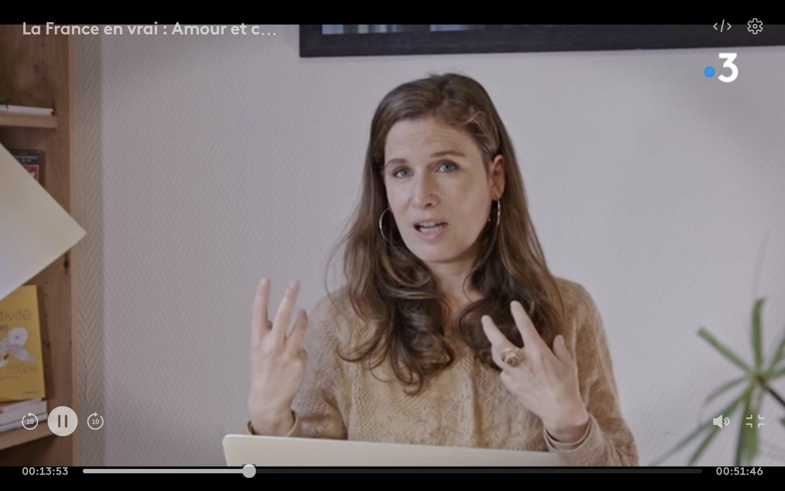 Documentaire «Amour et Coronavirus»